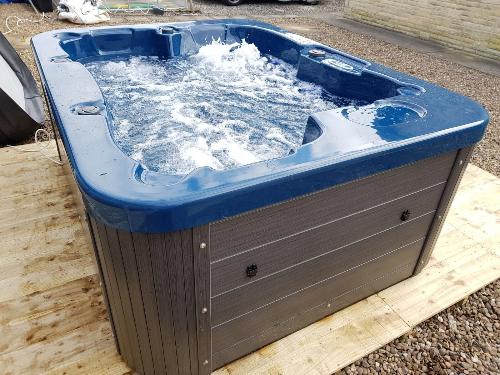 Meridian - Ideal Hot Tubs